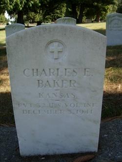Charles E Baker
