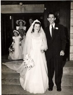 Margaret Mary Peggy <i>Wallace</i> Adams