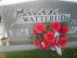 Leslie Ronald Les Watterud