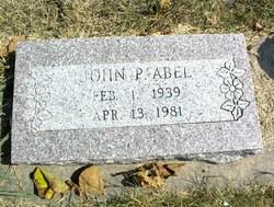 John P. Abel