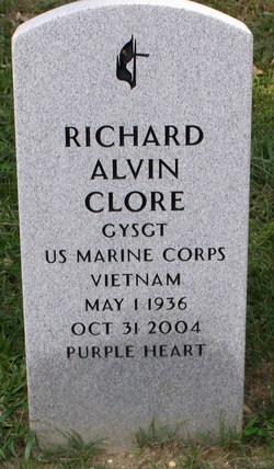 Richard Alvin Clore