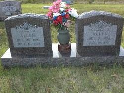 Leona M. <i>Baglion</i> Allen