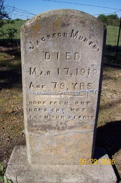 Andrew Jackson Murphy, Sr