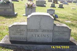 Hilda <i>Parrish</i> Atkins