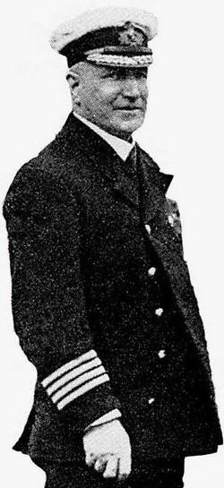 Capt William Thomas Turner