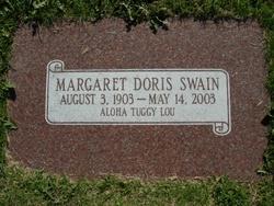Margaret Doris Swain