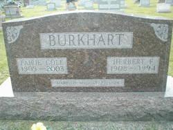 Fairie Maxine <i>Cole</i> Burkhart