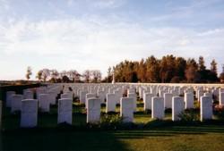 Trois Arbres Cemetery