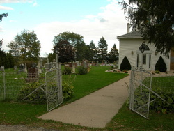 Jordan Lutheran Church Cemetery