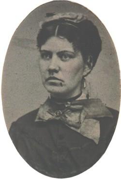 Anna Catherine Annie <i>Widdekin</i> Springer