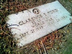 Clarence Edgar Ford