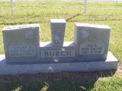Mack Burch