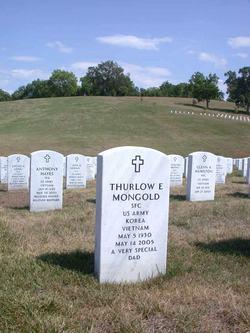 Thurlow E Mongold