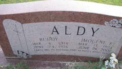 Sgt Buddy Aldy