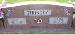 Elton E Stringer
