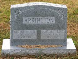Margaret <i>King</i> Arrington