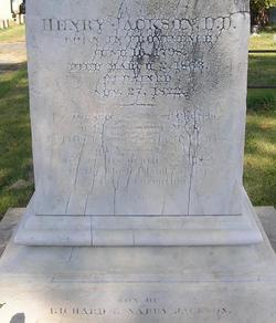 Rev Henry Jackson