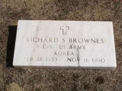 Richard S. Brownes