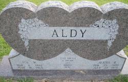 Jessie R Aldy