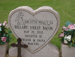Hillary Violet Bacon