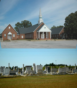 Woods Chapel United Methodist Church Cemetery