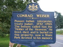 Conrad Weiser Homestead and Memorial Park