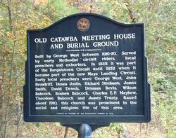 Catawba Church and Burying Ground