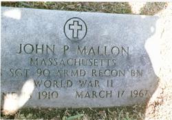 John Patrick Mallon