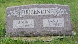Anna Annie <i>Hankins</i> Brizendine