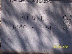 Pius Lexington Barker