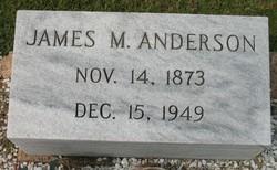 James M Anderson