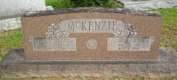 Charles Edgar McKenzie, Sr