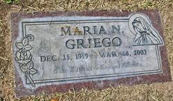 Maria Natividad <i>Laredo</i> Griego