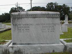 Amanda <i>Armstrong</i> Brogdon