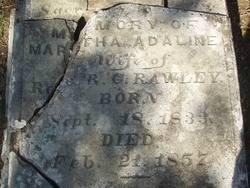 Martha Adaline Rawley