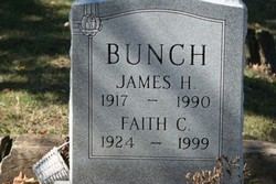 James H Bunch