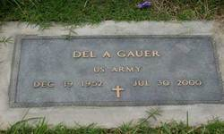Delbert Allen Del Gauer