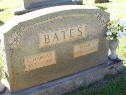Columbus Franklin Bates