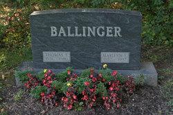 Thomas E. Ballinger