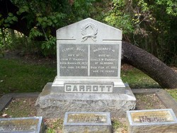 Margaret M Garrott