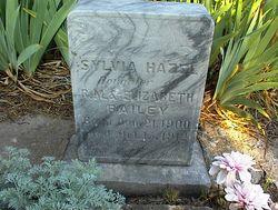 Sylvia Hazel Bailey
