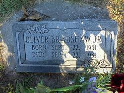 Oliver Perry Bradshaw, Jr