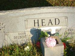 Delbert Clinton Head