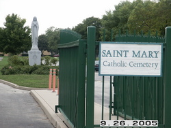 Saint Mary Catholic Cemetery and Mausoleum