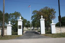 San Antonio National Cemetery