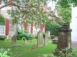 French Protestant Huguenot Church Cemetery