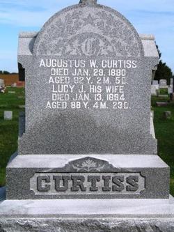 Augustus Washington Curtiss