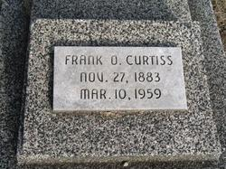 Frank Otto Curtiss