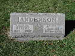 Helen I. <i>Seyller</i> Anderson
