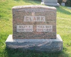 Vina May <i>Miller</i> Clark